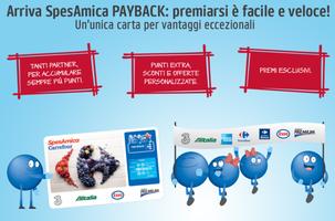 SpesAmica Payback vantaggi e premi per i soci