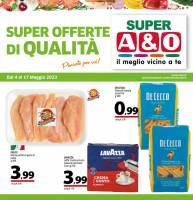 Copertina Volantino A&O Veneto e Friuli Venezia Giulia