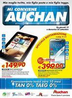 Volantino Auchan Speciale Elettronica Settembre 2013