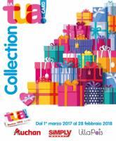 Copertina Catalogo Premi Auchan Nectar