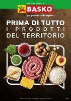 Copertina Catalogo Premi Basko