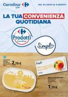 Copertina Volantino Carrefour Lazio Speciale