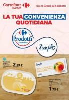 Copertina Volantino Carrefour Market Speciale Bis