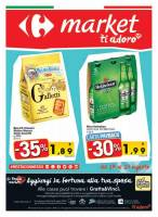 Copertina Volantino Carrefour Market