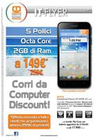Copertina Volantino Computer Discount