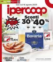 Copertina Volantino Ipercoop Piemonte Novacoop