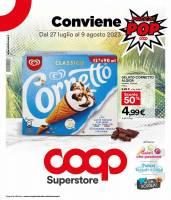 Copertina Volantino Coop Lombardia