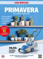 Copertina Catalogo Premi Coop Adriatica