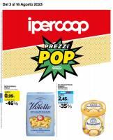 Copertina Volantino Coop Adriatica - Ipercoop