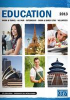 Copertina Volantino CTS Education