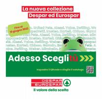 Copertina Catalogo Premi Despar