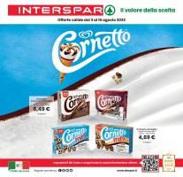 Copertina Volantino Eurospar Despar