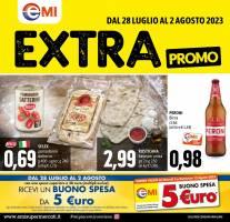 Copertina Volantino EMI Supermercati Speciale