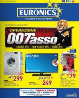 Volantino Euronics Febbraio 2014