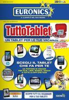 Copertina Volantino Euronics Speciale Tablet