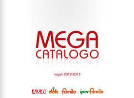 Copertina Catalogo Premi A&O e Famila 2012-2013