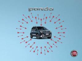 Copertina Catalogo Fiat Panda