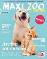 Copertina Volantino Maxi Zoo Magazine