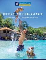 Copertina Catalogo Royal Caribbean