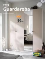 Copertina Catalogo Ikea: Guardaroba