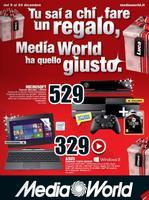 Volantino Mediaworld Dicembre 2013