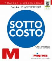 Copertina Volantino Migross Veneto