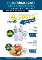 Copertina Volantino PAM Metà Supermercati Sardegna