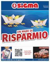 Copertina Sigma Toscana