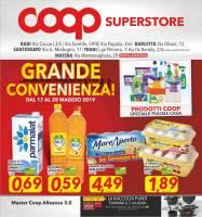 Copertina Volantino Sigma Superstore Bis Puglia