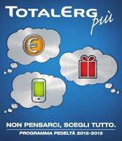 Copertina Catalogo Premi TotalErg Più