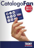 Copertina Catalogo Premi Trony