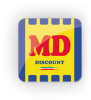 Logo MD Discount