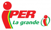 Logo Iper, La grande i