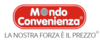 Logo volantino Mondo Convenienza Caserta